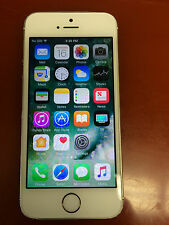 Apple iPhone 5s - 16GB - Gold (Unlocked) ATT TMobile Verizon Sprint MetroPCS