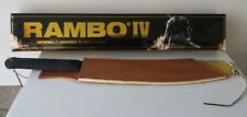 Knives Couteau RAMBO IV 4 Replica Hollywood Collectibles Group HCG No Sideshow