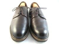 """Allen Edmonds """"WANDERER COMFORT"""" Plain Toe Blucher 11 D Brown  (216)"""