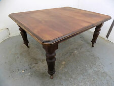 Rectangle Antique Style Fixed Kitchen & Dining Tables