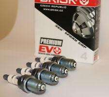 4X BRISK DR15SXC = FR7DPX PFR6C-11 ZF6A-11 F7LDCR BCP6ES BCP6ET BCPR Spark Plug