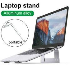 New listing Aluminum Laptop Stand For Desk Portable Computer Ergonomic Riser Laptop Holder