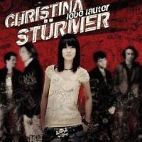 """CHRISTINA STÜRMER """"LEBE LAUTER"""" CD NEW!"""