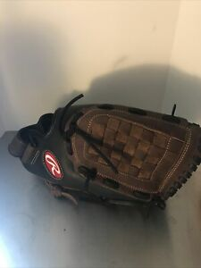 """Rawlings Renegade Baseball Glove Right Hand Thrower (R125BRB 12.5"""") NWOT"""