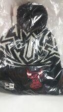 Chicago Bulls winter beanie hat - New Era - warm winter hat 100% genuine NBA hat