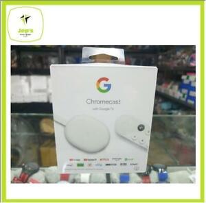 Chromecast with Google TV 4th Generation Brand New