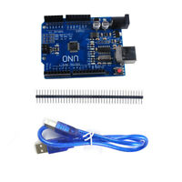 1/3/5Pcs CH340G ATmega328P UNO R3 Board Replace Atmega16U2+Cable for Arduino