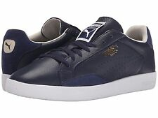 New Puma Match Lo Basic Sports Round Toe Leather Sneakers womens  size 8