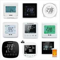 Digital WiFi Programmable Heating Thermostat Temperature Controller Touch Screen