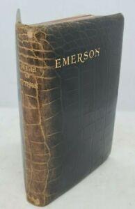 POEMS OF RALPH WALDO EMERSON (Hardback, 1921) Oxford University Press, Vintage