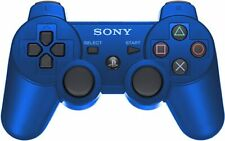 PS3 DUALSHOCK Sixaxis Wireless Controller Blue