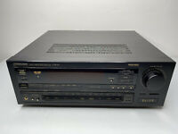 Pioneer VSX-52 Elite AM FM Stereo Receiver No Remote. Tested And Works Great!