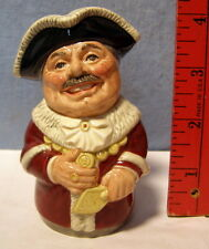 ** Royal Doulton - Character TOBY JUG - ALDERMAN MACE (the Mayor) - EXCELLENT *