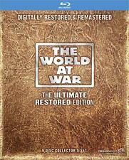The World At War: The Ultimate Restored Edition 2010 Blu-ray Region Free