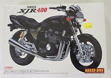 Aoshima Yamaha XJR 400 Motorcycle in 1/12 41796