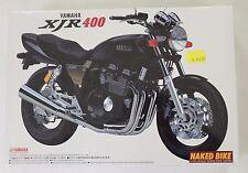 Aoshima Yamaha XJR 400 Motorcycle in 1/12 41796
