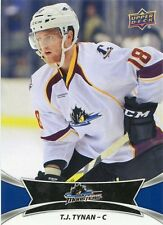 16/17 UPPER DECK AHL #16 TJ TYNAN CLEVELAND MONSTERS *30937