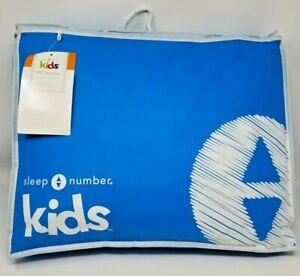 Sleep Number Mattress Pad Kids Waterproof Hypoallergenic Bed 423668 Twin 39 x 75