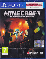 MINECRAFT PLAYSTATION 4 EDITION - PS4 - NUOVO ITALIANO