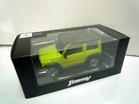 1/43 Suzuki Jimny Sierra JB74W / Pull Back Mini Car / Samurai