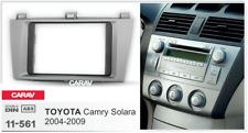 Car Stereo Radio Fascia Panel Trim Kit 2Din Frame for TOYOTA Camry Solara 11-561