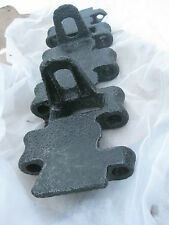 WW2 German Relic track link for tank Pzkpfw V Panther