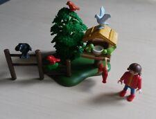 Mini-Playmobil,Vogelhaus