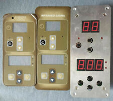 Infrared Sauna Control Panel Compatible with Sunlight Saunas (Sunlighten)