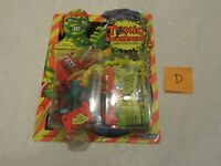 Playmates Toxic Crusaders Junkyard #2005 1991 Sticker Unpunched D Action Figure