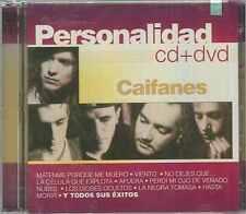 CD / DVD - Caifanes NEW Personalidad 18 Tracks & 20 Videos FAST SHIPPING !