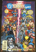 MARVEL VERSUS DC #1, Comic Book 1996