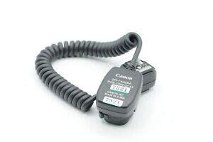 Canon OC-E3 Off-Camera Shoe Cord #321
