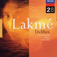 DELIBES: LAKME NEW CD