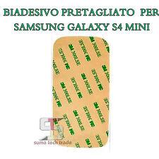 BIADESIVO 3M PRETAGLIATO PER VETRO DISPLAY SAMSUNG GALAXY S4 MINI I9190  I9195