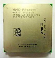 AMD Phenom  X4 9750 HD9750WCJ4BGH - Quad Core - 2,40 GHz -  Sockel AM2+ #117