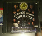 The Gruuvelyne Connection – Tyme II Ryde (CD, 1997) RARE & OOP BAY AREA G-FUNK