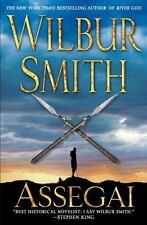 Courtney Family Adventures: Assegai by Wilbur Smith (2009, Hardcover)