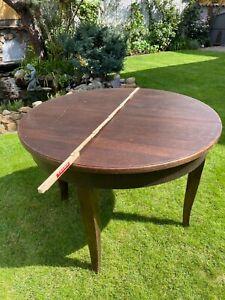 runder Tisch ausziehbar