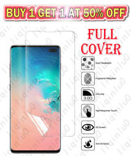 HD FULL COVER Screen Protector Film For Samsung Galaxy S20 S9 S10 e Plus Note 10