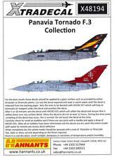 Xtra Decals 1/48 PAVAVIA TORNADO F.3 COLLECTION
