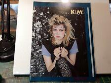 Kim Wilde Signed Tour Programme