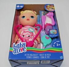 Baby Alive Better Now Bailey Doll - Free Shipping