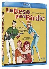 Bye Bye Birdie IMPORT Blu-Ray Ann-Margret Dick Van Dyke NEW - USA Compatible