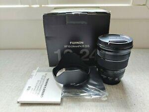 LikeNew !! Fujifilm Fujinon XF 10-24mm F4 R O.I.S.