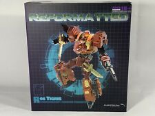 Transformers Mastermind Creations Reformatted R-06 Tigris