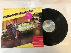 Various - Running Scared Soundtrack LP - MCA - MCAD-6169