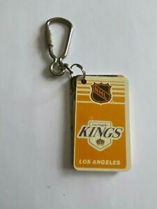 Los Angeles Kings NHL NHLPA Hockey Collection Vintage Rare Team Key Chain 1983