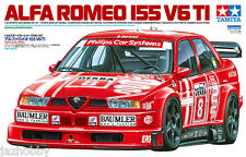 Tamiya 24137 1/24 Scale Model Car Kit Alfa Romeo 155 V6 Ti 1993 DTM N.Larini