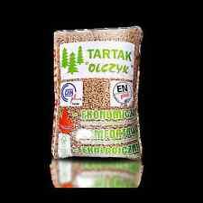 Pellet Tartak A++ 15 kg  Abete rosso 70% e Pino Silvestre 30% basso residuo