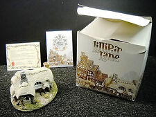 Lilliput Lane Ostlers Keep Cottage English South East Mib 1985 With Deeds #065